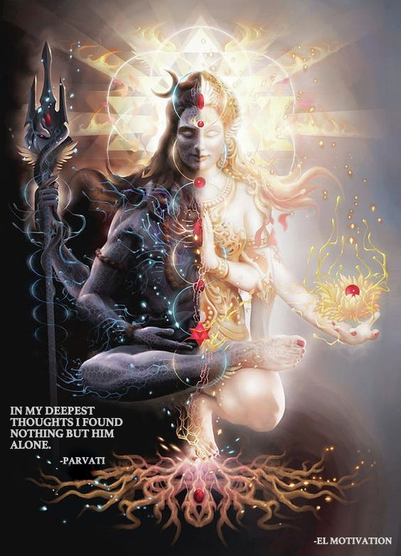 "Lord Shiva Images | Lord Shiva Quotes and Shiva Wallpaper ""ॐ"" by EL Motivation."